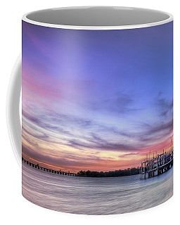 Blushing Skies Coffee Mug