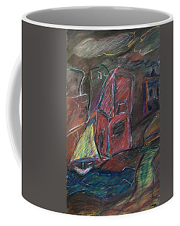 Bluster Coffee Mug