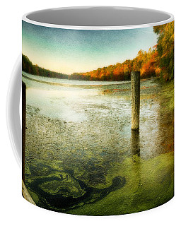 Blydenberg Park In The Fall Coffee Mug