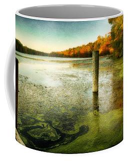 Blydenberg Park In The Fall Coffee Mug