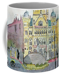 Bmc Mumbai Coffee Mug by Keshava Shukla