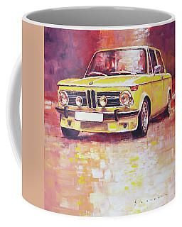 Bmw 2002 Turbo Coffee Mug