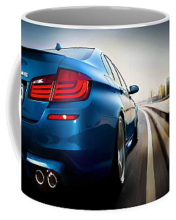 BMW Coffee Mug by Lanjee Chee