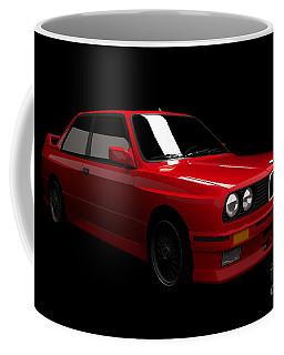Bmw M3 E30 Coffee Mug