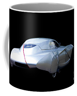 Bmw  Mille Miglia Coupe Concept Coffee Mug by Roger Lighterness