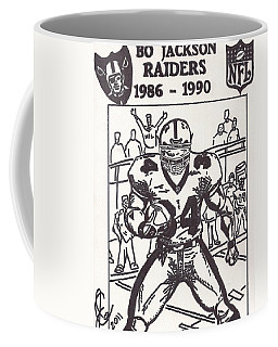 Bo Jackson 1 Coffee Mug