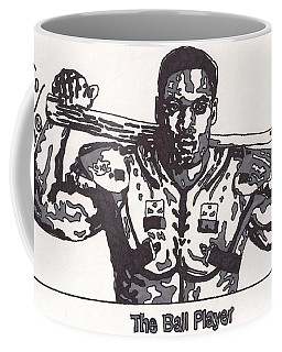 Bo Jackson The Ball Player Coffee Mug