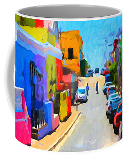 Bo-kaap Coffee Mug