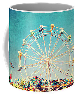 Boardwalk Ferris Wheel Coffee Mug