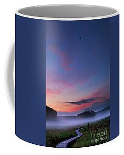Boardwalk Coffee Mug by Nicki McManus