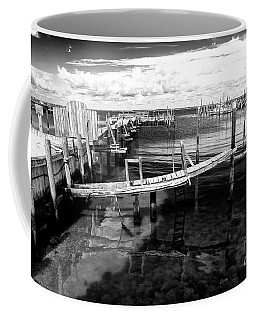 Boat Dock Coffee Mug