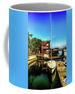Boat Landing P O C Coffee Mug