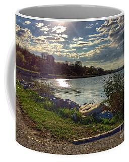 Boat Launch Cove Coffee Mug