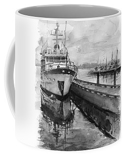 Waterfront Coffee Mugs