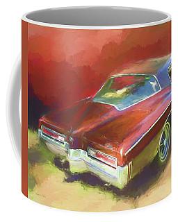 Boat Tail Buick Coffee Mug