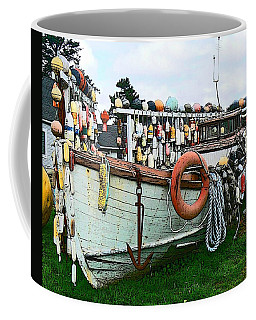 Boat Yard Coffee Mug