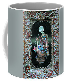 Boatman. Storyteller Coffee Mug