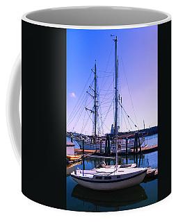 Boats And Ships Coffee Mug