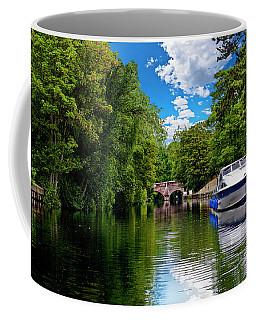 Boats In Norwich Coffee Mug