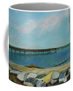 Boats Of Salt Run Too Coffee Mug