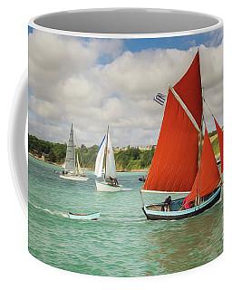 Boatshow Coffee Mug