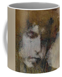 Bob Dylan - The Times They Are A Changin' Coffee Mug