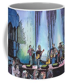 Bob Dylan Tribute Show Coffee Mug