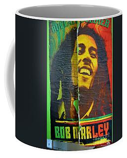 Bob Marley Door At Pickles Usvi Coffee Mug