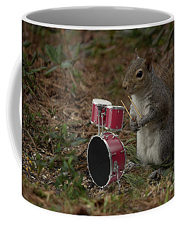 Bob The Drummer Coffee Mug
