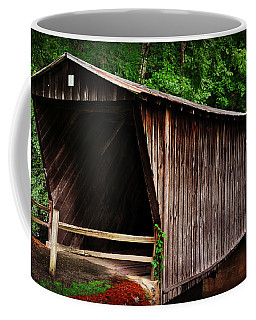 Bob White Bridge Coffee Mug by Eric Liller
