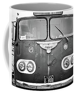 Bob Wills Tour Bus Bw Coffee Mug