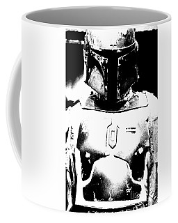 Boba Fett Costume 35 Coffee Mug by Micah May