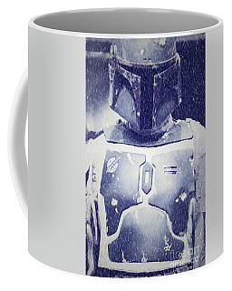 Boba Fett Costume 36 Coffee Mug by Micah May