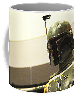 Boba Fett Costume 42 Coffee Mug by Micah May