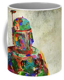 Boba Fett In Colour Coffee Mug