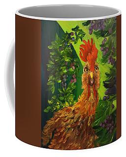 Bobbies Fermented Grapes   90 Coffee Mug