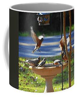 Bobbin Robins Coffee Mug