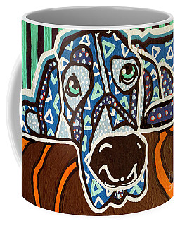 Bobby Blue Eyes Coffee Mug