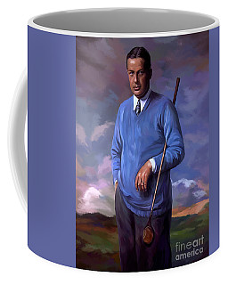 Bobbyjones-openchampion1926 Reproduction Coffee Mug