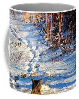 Bobcat Blindspot Coffee Mug