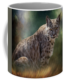 Bobcat Gaze Coffee Mug