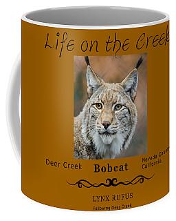 Bobcat - Lynx Rufus Coffee Mug