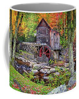 Painted In Color  Coffee Mug