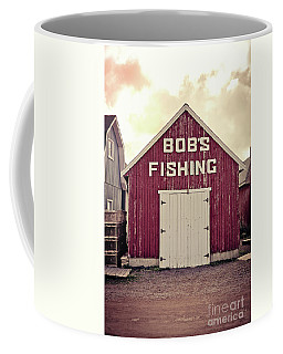 Bob's Fishing North Rustico Coffee Mug by Edward Fielding