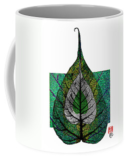 Bodhi Leaf Coffee Mug