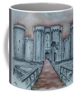 Bodiam Castle East Sussex Coffee Mug