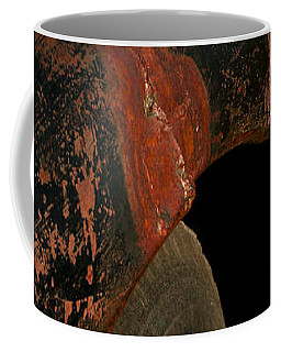 Coffee Mug featuring the photograph Bodie 13 by Catherine Sobredo