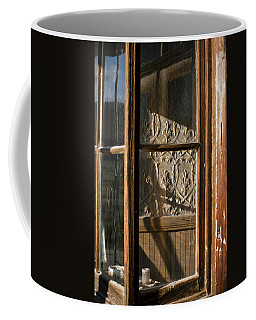 Coffee Mug featuring the photograph Bodie 19 by Catherine Sobredo