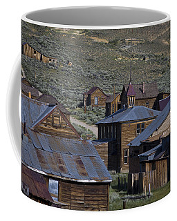 Coffee Mug featuring the photograph Bodie 31 by Catherine Sobredo