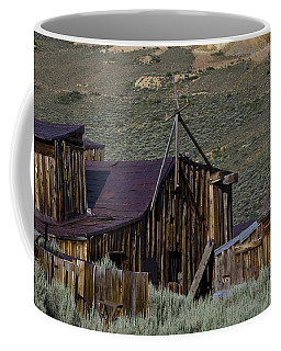 Coffee Mug featuring the photograph Bodie 33 by Catherine Sobredo